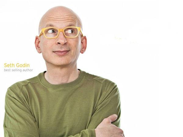 Seth Godin was the first to tell how to turn strangers into friends