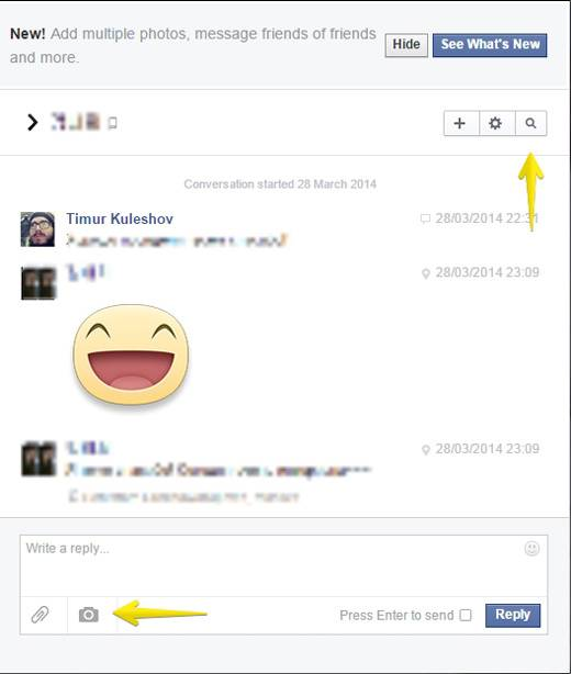 Facebook Chat Pop-Outs extension
