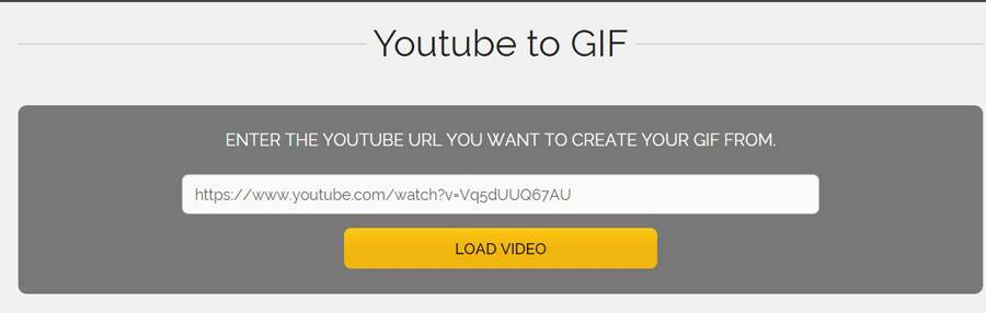 Then you need to copy a link to a video on YouTube and Paste it in the field like below
